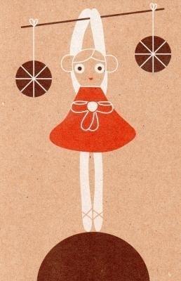 Ballerina Meisje