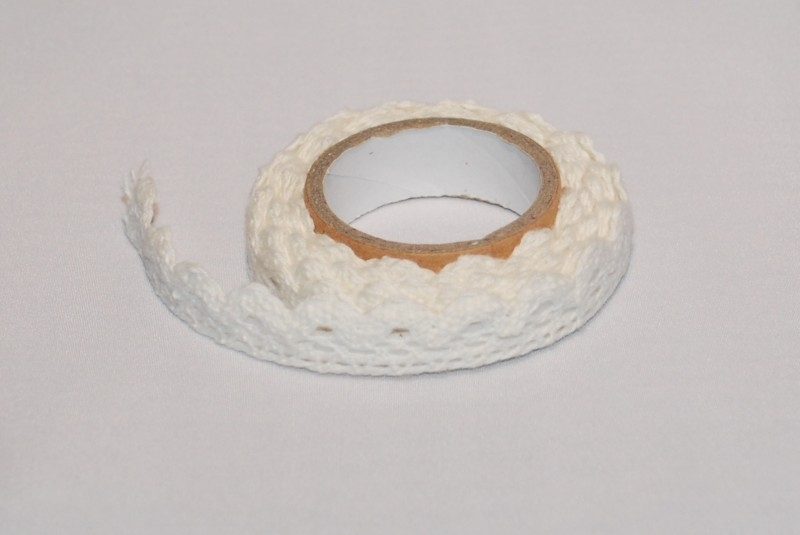 Fabric Tape off-white