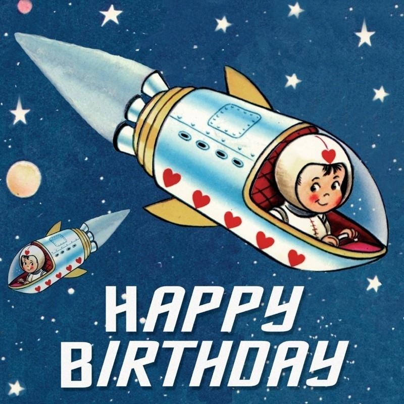 Happy Birthday Spaceboy
