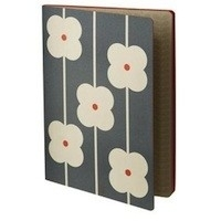 Orla Kiely notitieboek B5 Abacus