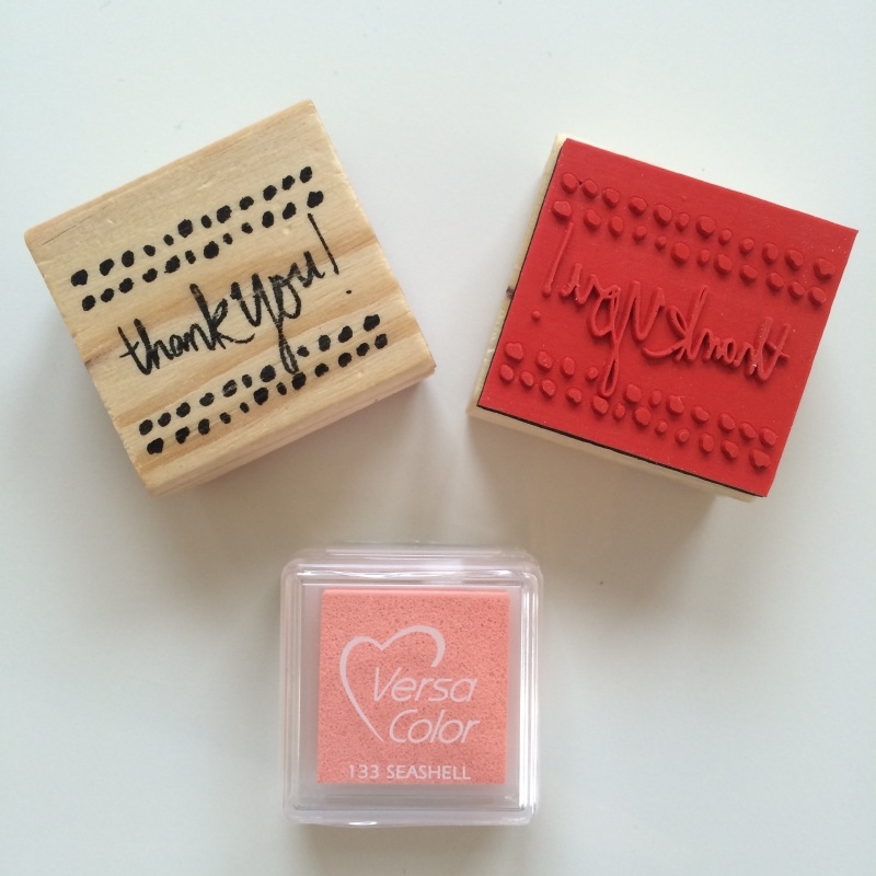 Stempel Thank You!