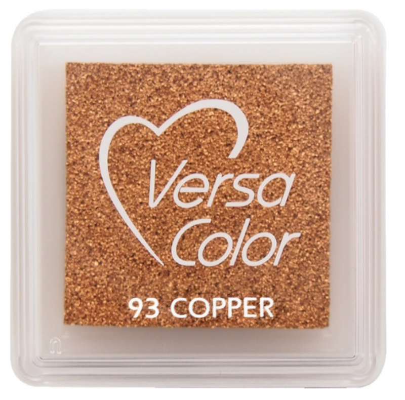 Versa Color Stempelkussen koper