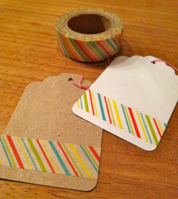 Washi Tape Oh so colourful
