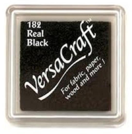Versa Craft Stempelkussen Real black