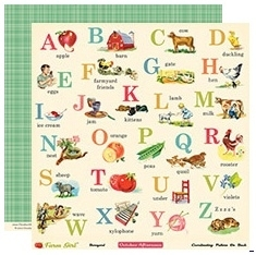 Papierenvel Alfabet