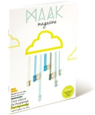 Maak Magazine Tape