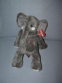 KP-707  Gloednieuw! Berentoys olifant - 35 cm