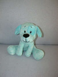 H-1021  Toys gebreid hondje - 19 cm