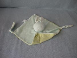 K-1246  Bambino kroeldoekje konijn - vaal
