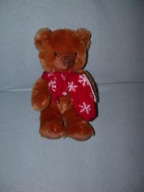 B-1190  Lucardi beer met das - 30 cm