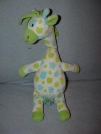 RMK-327  Happy Horse muziekdoos giraffe Goffy 2010