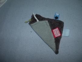 PS-1295  Snoozebaby/Sudocrem labeldoekje, draadjesstof/tricot
