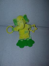 KP-1936  Tiamo olifant Olli met bijtstukken - 20 cm