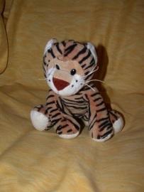 QZ-214  Eddy Toys tijger - 22 cm