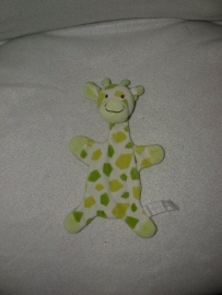 AJ-401  Happy Horse kroeldoekje giraffe Flatstyle Goffy 2003/2004