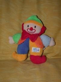 AJ-792  Simba Baby clowntje - 17 cm