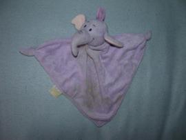KP-516  Disney Baby/Panda kroeldoekje Lollifant
