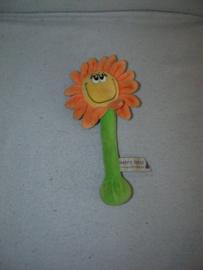 AJ-1347  Happy Horse rammelaar Happy Flowers 2005 - 20 cm