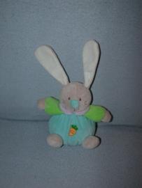 K-822  Eddy Toys konijn - 16 cm