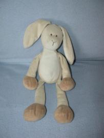 K-904  Hema haas/konijn, platte oogjes