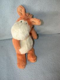 KP-1727  Eddy Toys paardje - 23 cm