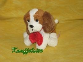 H-288  Russ Berrie hondje Chops - 13 cm
