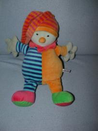 AJ-463  Fehn/DoBabyDoo clown - 35 cm