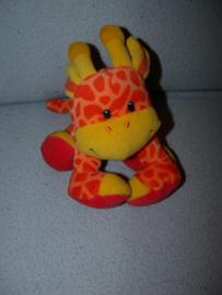AJ-1387  Playgro giraffe - 17 cm - géén klittenband