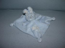 K-1314  VIB (Very Important Baby) kroeldoekje konijn