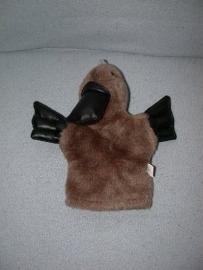 E-428  Australia United Souvenirs handpop vogelbekdier