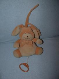 RMK-122  Ilmo muziekdoos konijn