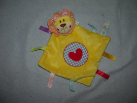 KP-1600  Bambino labeldoekje leeuw
