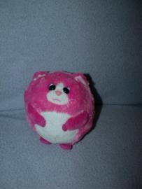 KP-2028  Ty Beanie Ballz poes Cat Tumbles - 11 cm