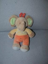 KP-327  Nicotoy olifant - 22 cm