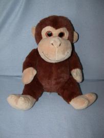 AJ-1200  PIA aap met grote ogen - 35 cm