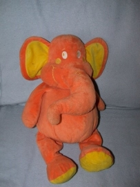 KP-1565  Tiamo olifant Olli nr.3 - 52 cm