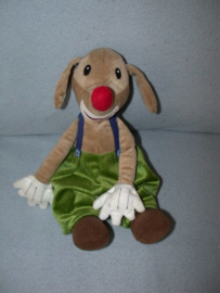 H-606  Ikea hond Klappar Cirkus