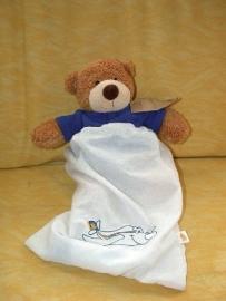 B-1134  Gloednieuw! Singapore Airlines beer Cuddles - 25 cm