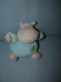 KP-1735  Tender Toys nijlpaardje - 15 cm