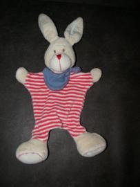 K-1318  Onbekend kroeldoekje konijn