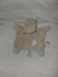 KP-1041  Prenatal/Jollybaby sterpopje nijlpaard - 20 cm