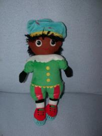 PS-1166  Kids Commotions Zwarte Piet jongen - 31 cm