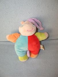 RMK-409  Eddy Toys muziekdoos nijlpaard - bijna defect