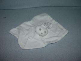K-1175  Bambino kroeldoekje konijn, wit