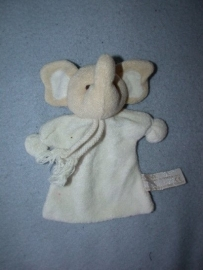 KP-236  Tiamo/Kandeel kroeldoekje olifant