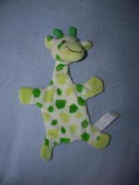 AJ-441  Happy Horse kroeldoekje giraffe Flatstyle Goffy 2005