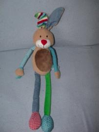 K-1383  Lief! Lifestyle konijn Bobby - 47 cm