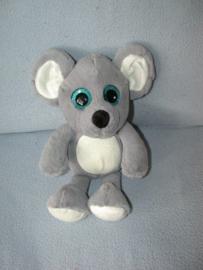 M-603  Sunkid muis met grote ogen - 34 cm
