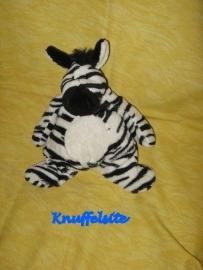 QZ-271  Zittende zebra - 24 cm
