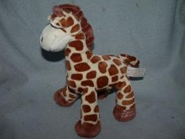 AJ-482 H  Tiamo giraffe - 21 x 19 cm